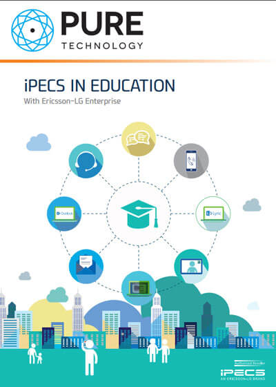 Download the iPECS In Education brochure and understand the full features and functionality of the iPECS portfolio and how it can help support UK education